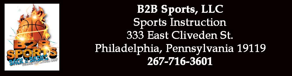 B2B Sports LLC