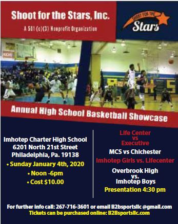 B2B Sports, LLC Basketball Showcase